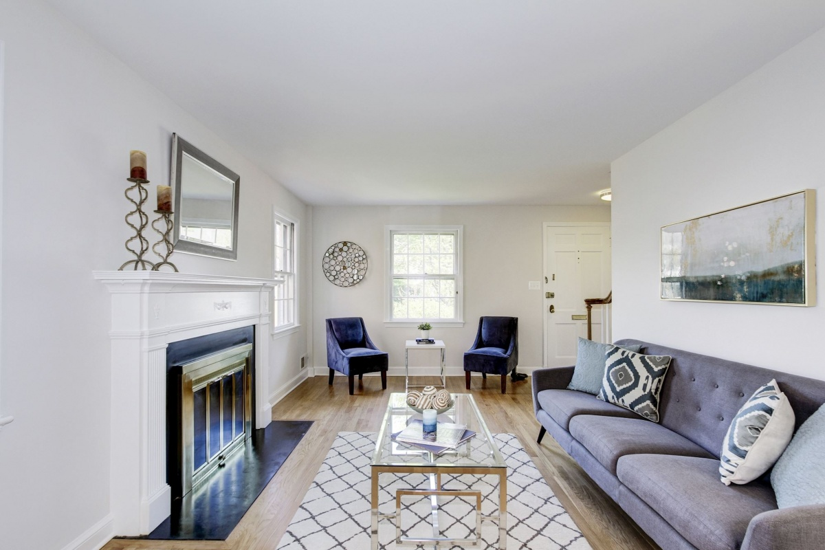 3 Bedrooms, Single Family Home, Featured Properties, 4940 Brandywine Street. NW, 2 Bathrooms, Listing ID 1060, Washington, DC, 20016,