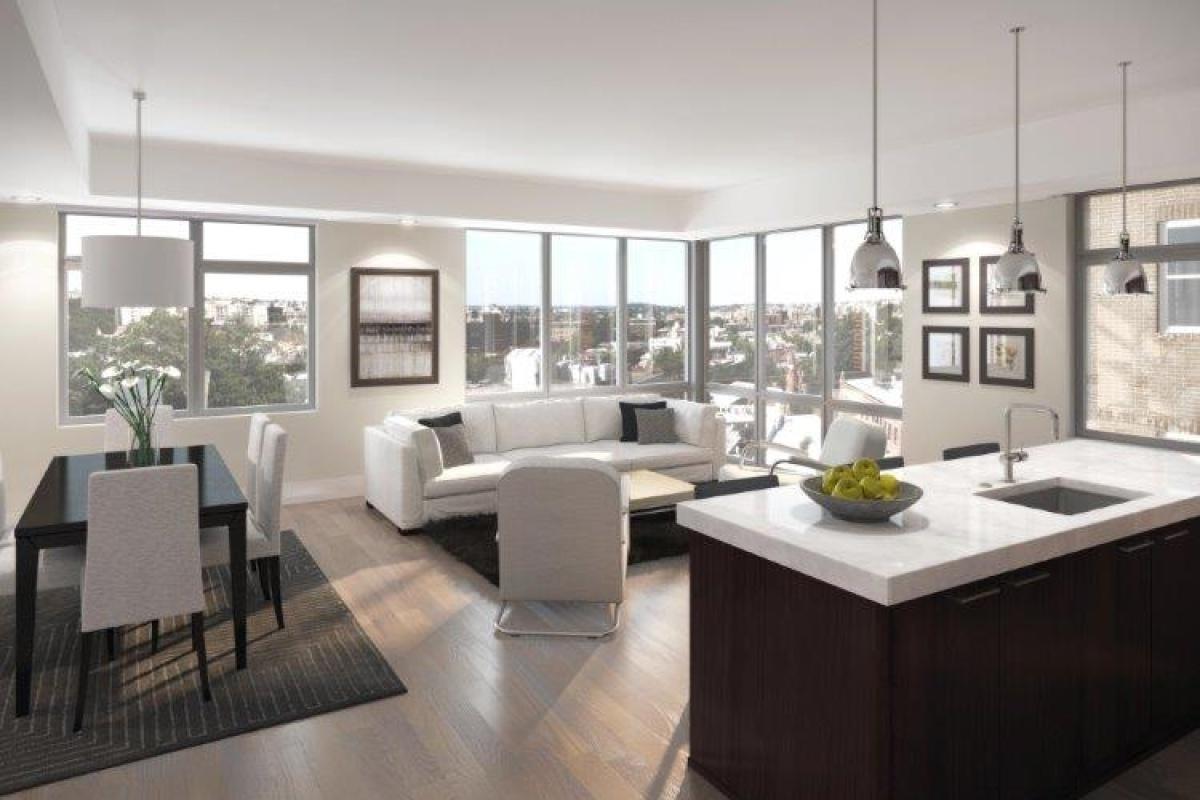 3 Bedrooms, Condominium, Sold Properties, The Calistoga, California Street, NW, 3 Bathrooms, Listing ID 1013, Washington, 20008,