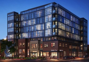 2 Bedrooms, Condominium, Featured Properties, The Shaw, T Street NW #802, 2 Bathrooms, Listing ID 1069, Washington, DC, 20001,